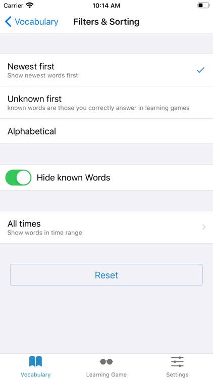 Words Booster screenshot-5