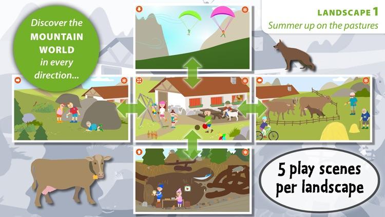 Green Kids – Mountain stories
