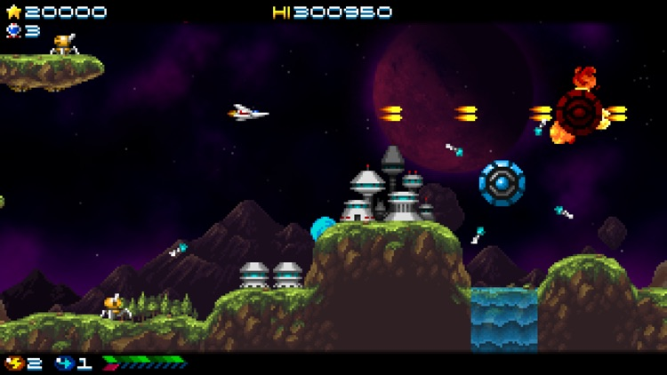 Super Hydorah screenshot-0