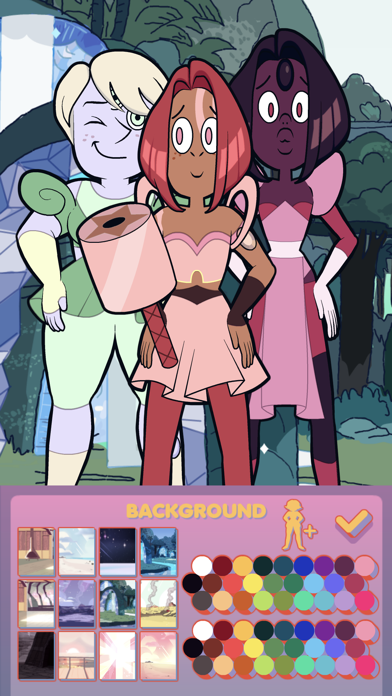 Gemsona Maker Screenshot on iOS
