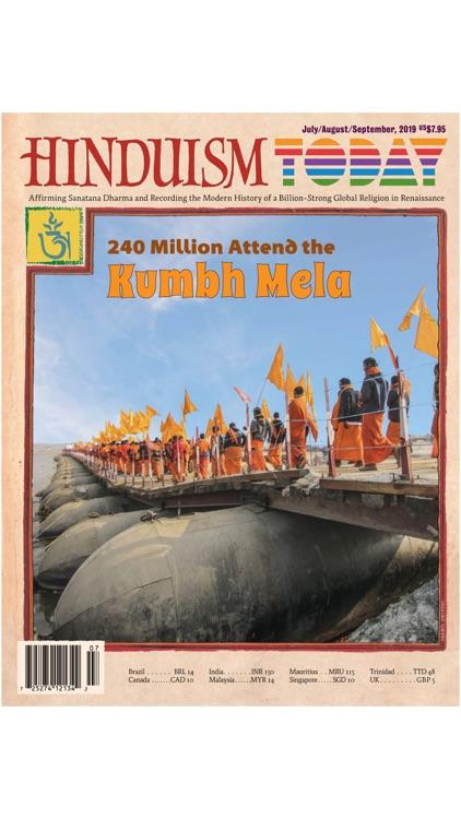 Hinduism Today screenshot-4