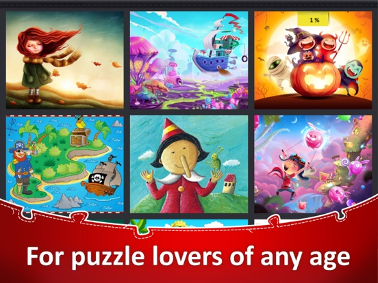 Jigsaw Puzzle Collection HD screenshot 20