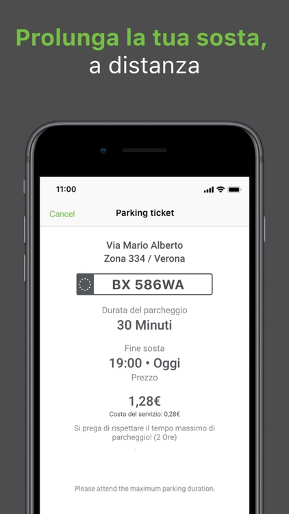 Parcheggiare con PayByPhone screenshot-6