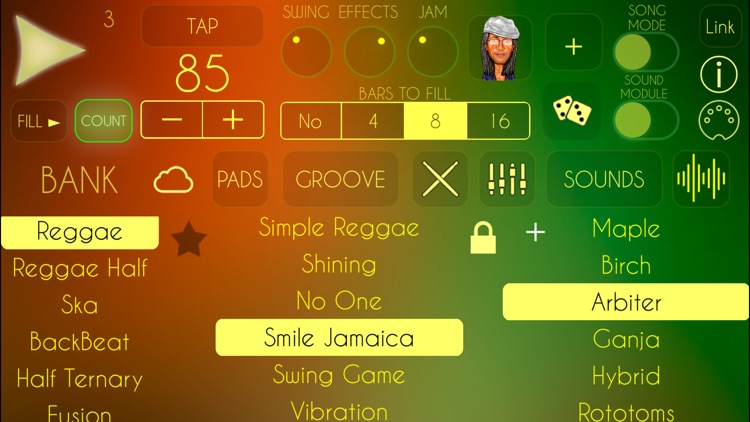 Reggae Drummer screenshot-0