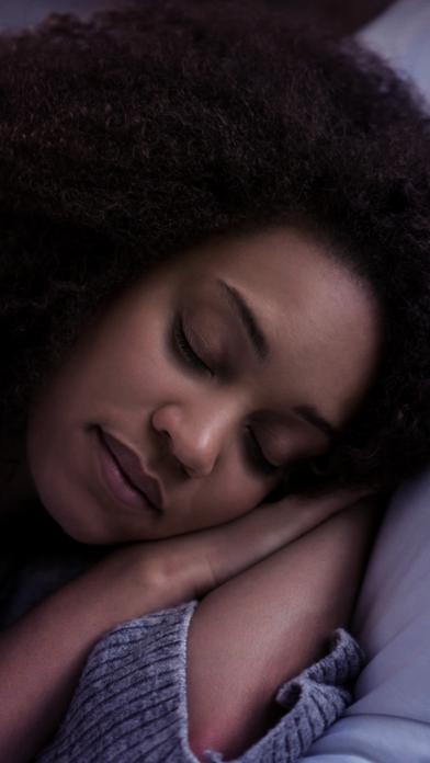 睡眠: 瞑想と快適な快眠のためのホワイトノイズのおすすめ画像1
