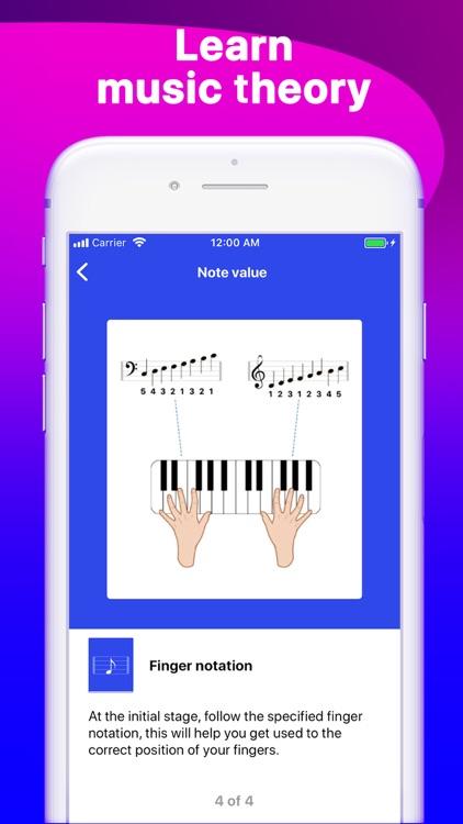 Hello Piano - Lessons & Games screenshot-5