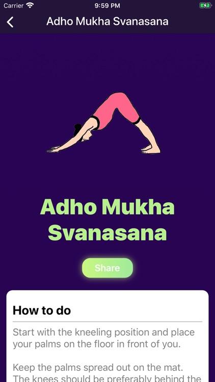 DYoga: Daily Yoga & Mudra