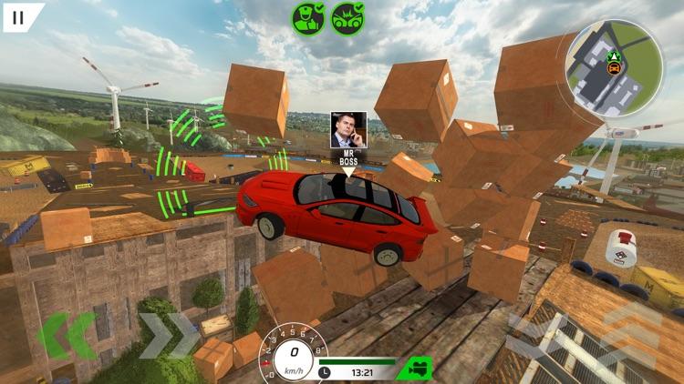 Car Drivers Online: Fun City screenshot-4