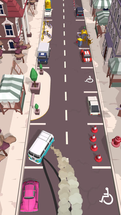 Screenshot for Drive and Park in Australia App Store