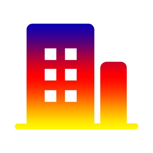 My accommodation record icon