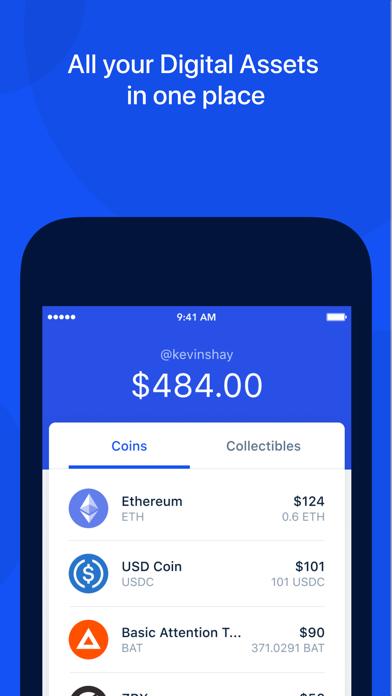 Coinbase Wallet - 窓用