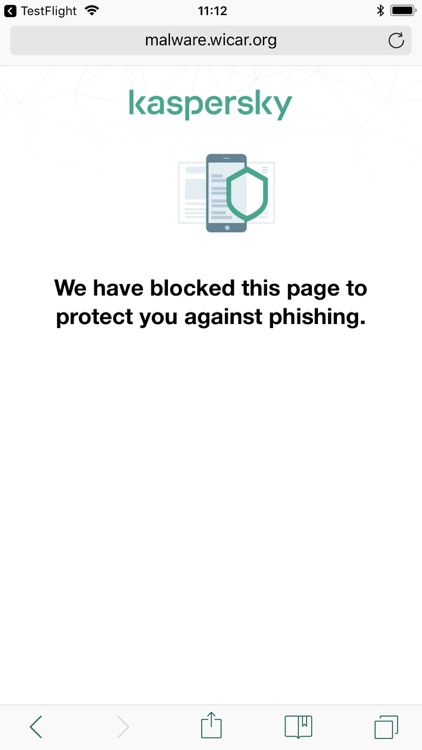 Kaspersky Safe Browser screenshot-4