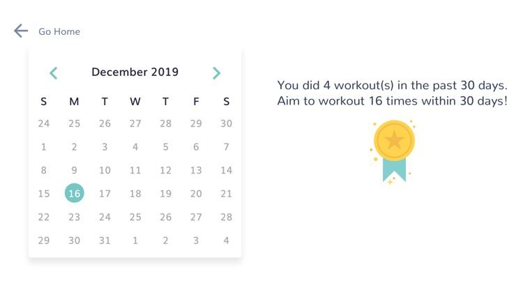 Beginner's Workout screenshot-5