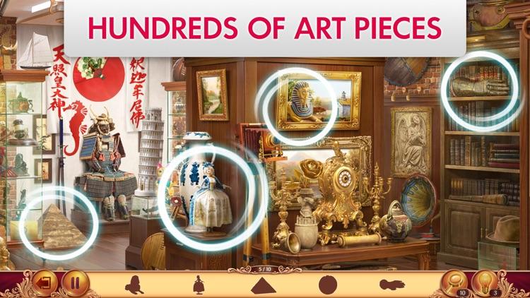 Hidden Relics: Art Detective screenshot-4