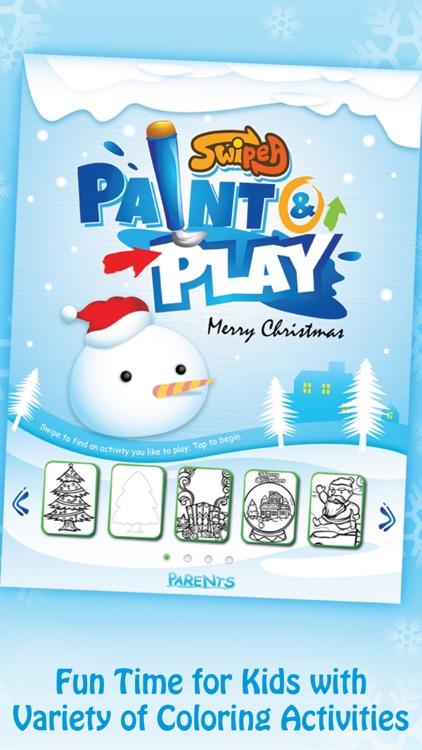 Paint & Play Christmas