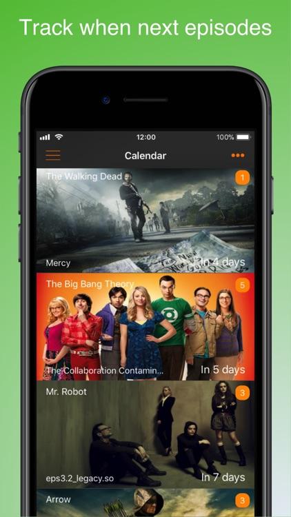 My Movies & TV Shows Watchlist screenshot-3