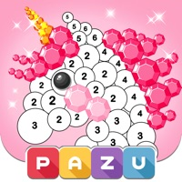 Codes for Color by Number rainbow - PAZU Hack