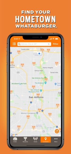 Whataburger Future Locations