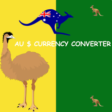 ‎AUD $ Currency Converter
