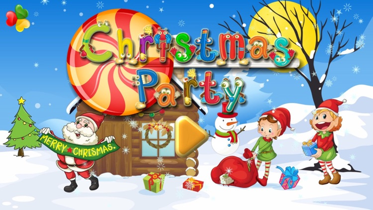 Great Christmas Games for kids