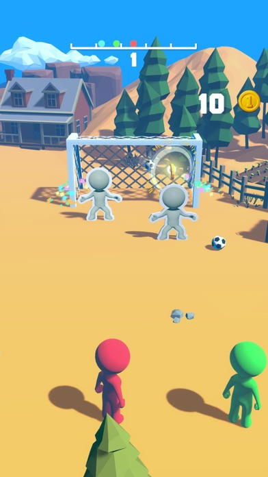 Five Goals screenshot 4
