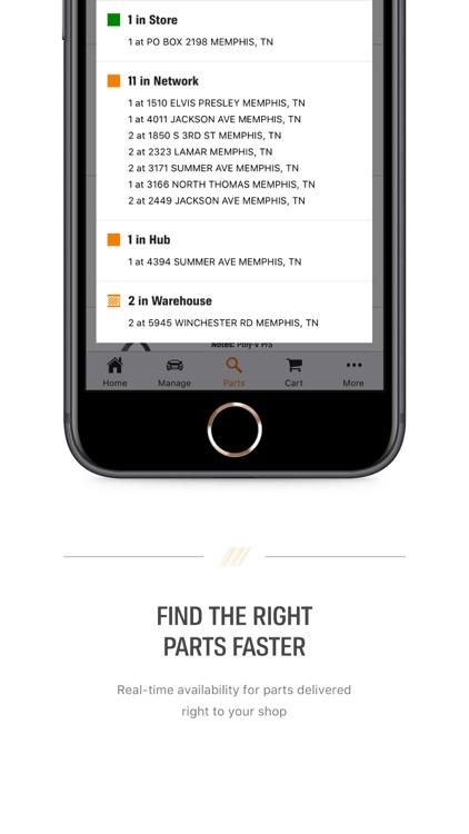 AutoZonePro Mobile screenshot-3