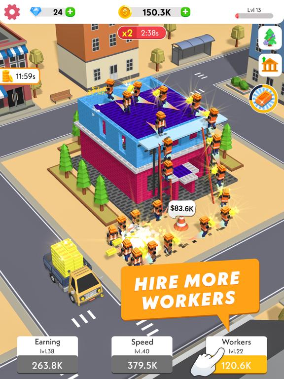 Скачать Idle Construction 3D