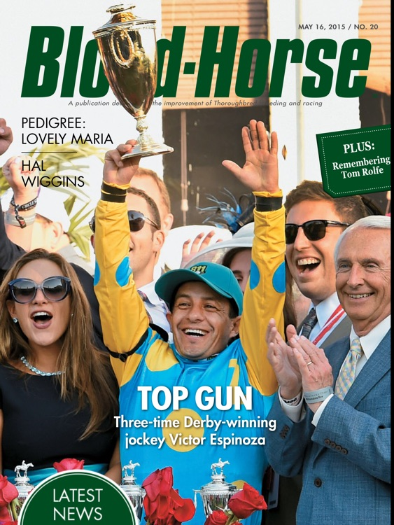BloodHorse Magazine