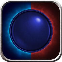 Red ball VS Blue ball