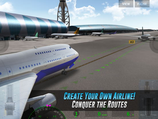 Airline Commander screenshot