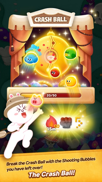 LINE Bubble 2 screenshot-1
