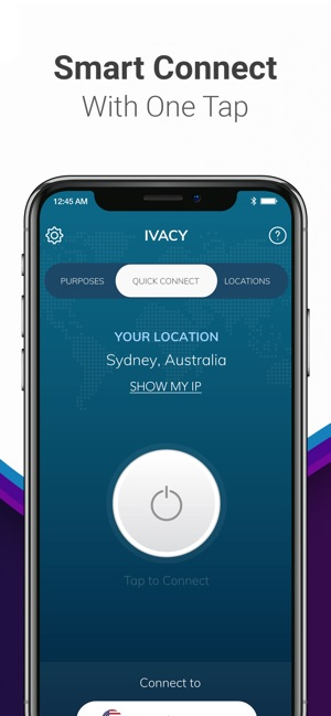 Ivacy VPN on the App Store