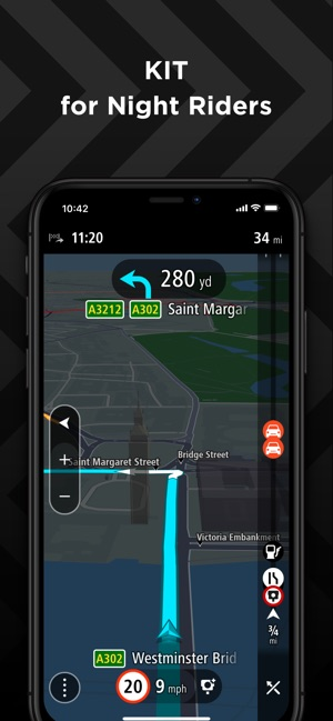 TomTom GO Navigation on the App Store