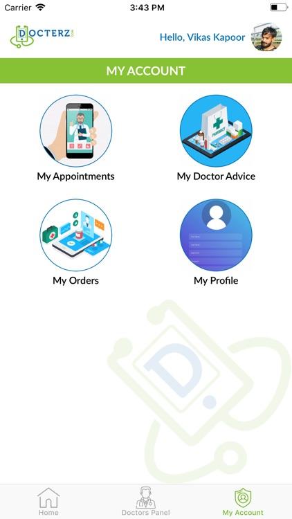 DOCTERZ.COM : For Patients screenshot-3