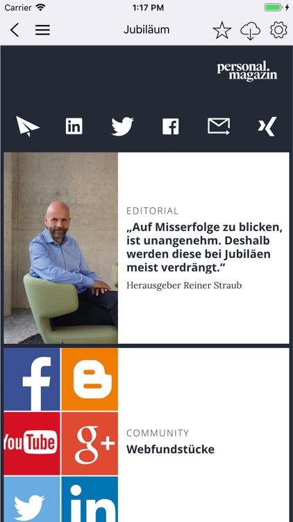 Personalmagazin screenshot-5
