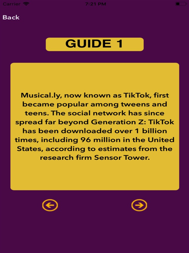 Fans for Tik Tok - Quiz on the App Store