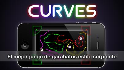 Curves GameCaptura de pantalla de1