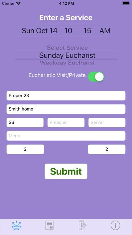 Church Register screenshot-5
