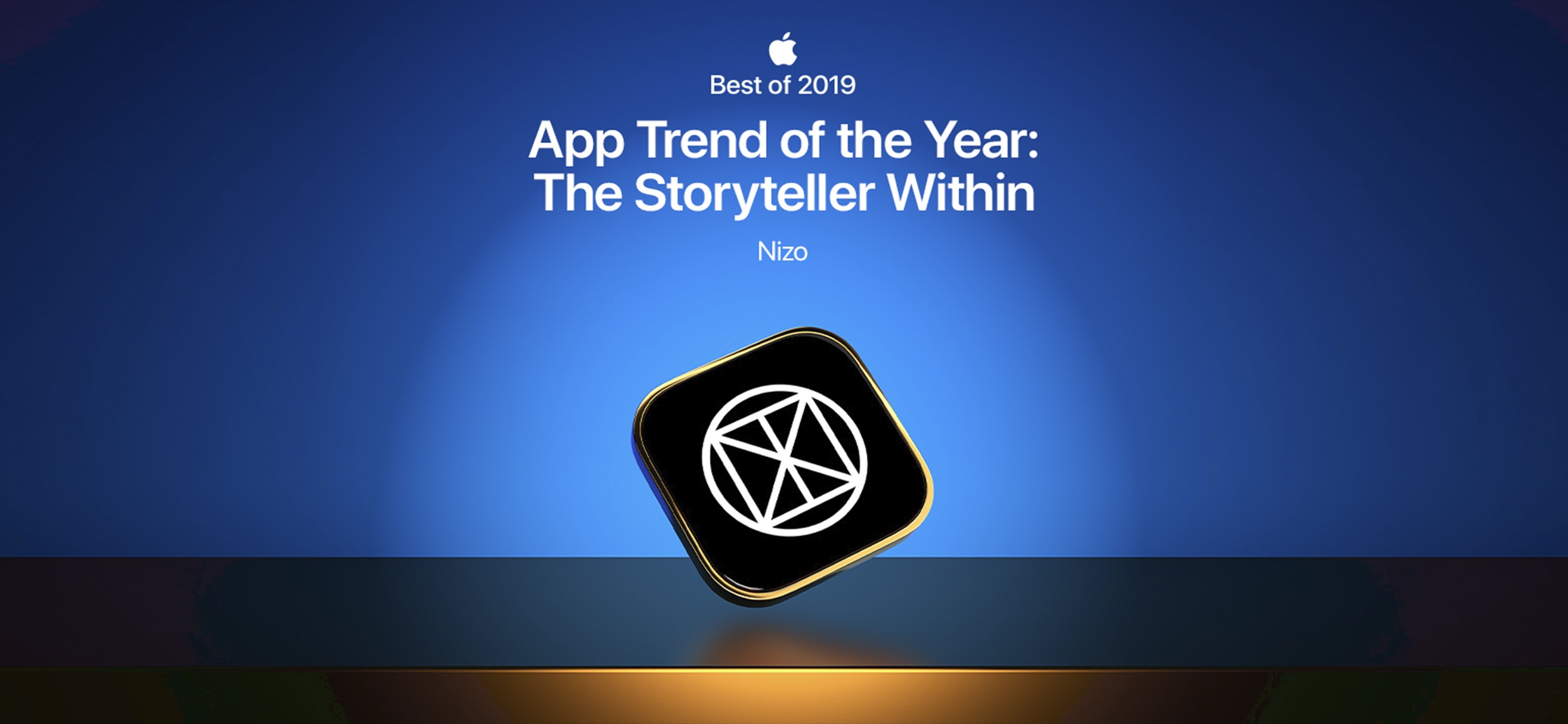 Screenshot do app Nizo