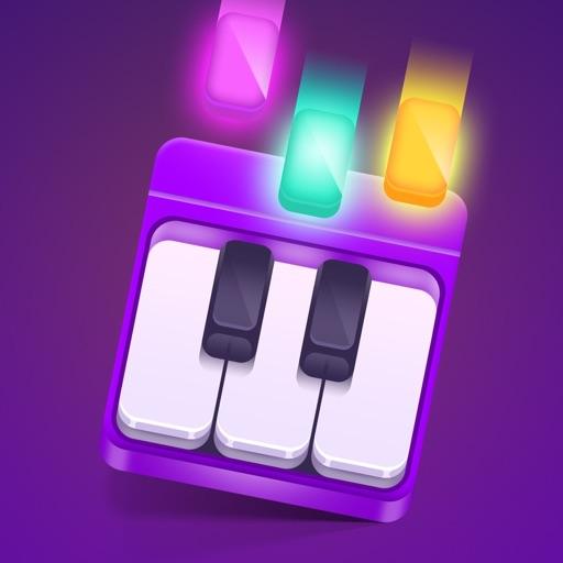 Piano Music Tiles - EDM Songs