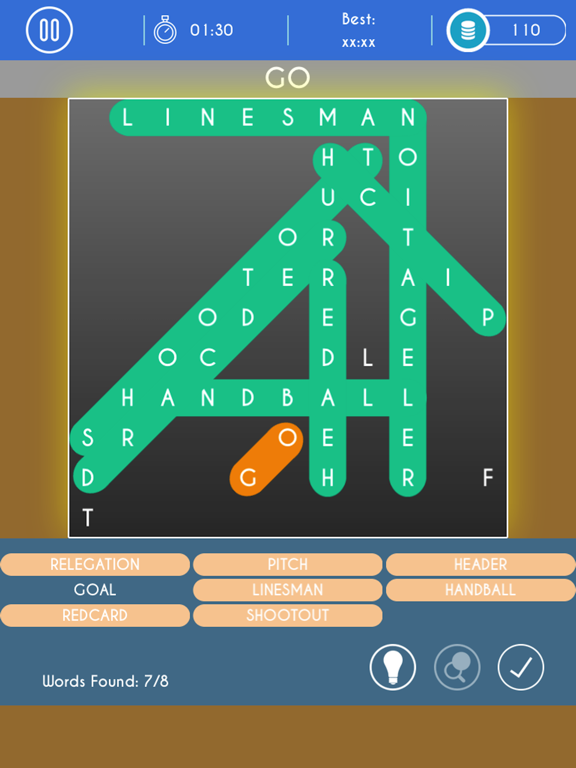 WordDict : Word Search Puzzles screenshot 7