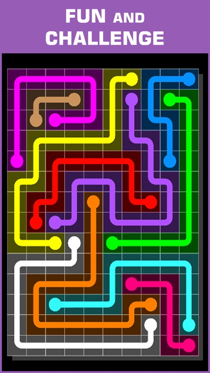 Knots Puzzle screenshot-3