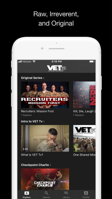 VET Tv Screenshot