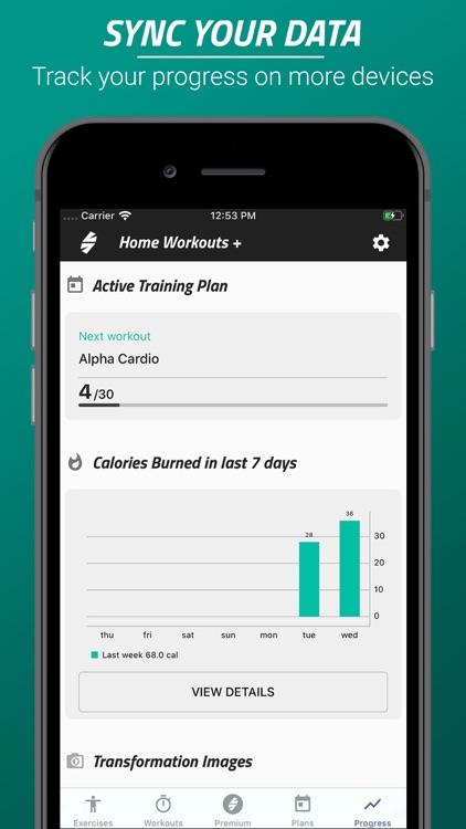 Spartan Home Workouts - Pro screenshot-5
