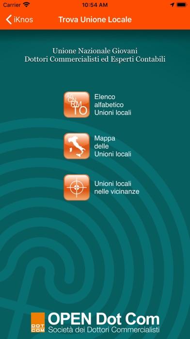 Screenshot of iKnos2