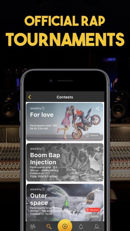 RapFame - Rap Recording Studio