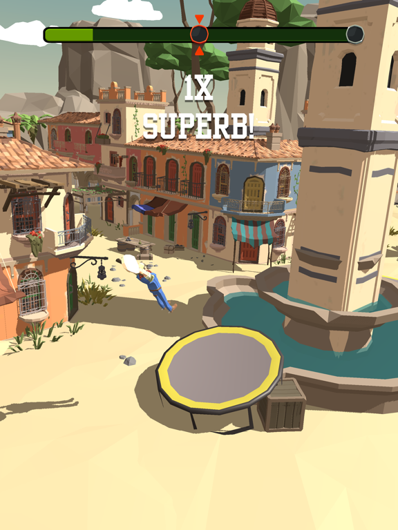 Cowboy Flip 3D screenshot 13