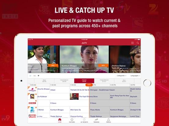 JioTV-Live TV & Catch-Up | App Price Drops
