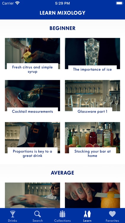 Drinkspiration - Drink Recipes screenshot-5