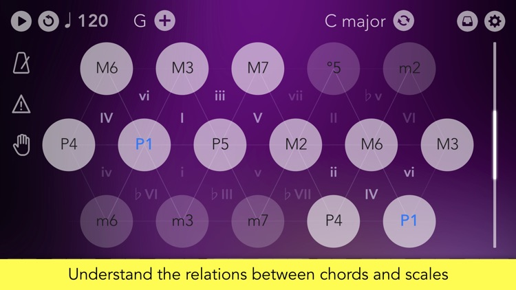Navichord Lite chord sequencer screenshot-2